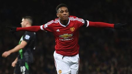 Suc song Anthony Martial - Anh 1