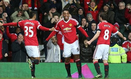Suc song Anthony Martial - Anh 2