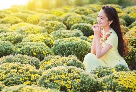 Thuy Vi 'khoac' nhan sac moi du xuan - Anh 6