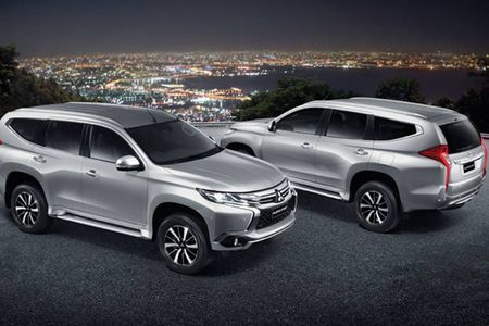 "Mitsubishi ra mat Pajero Sport 2017 ""dau"" Toyota Fortuner - Anh 7"