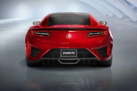 Sieu xe Acura NSX 2017 dau tien co gia 1,2 trieu USD - Anh 6