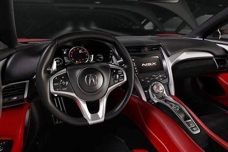 Sieu xe Acura NSX 2017 dau tien co gia 1,2 trieu USD - Anh 8