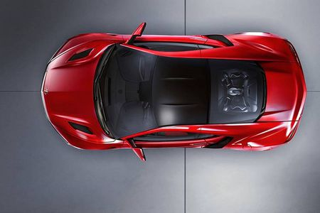 Sieu xe Acura NSX 2017 dau tien co gia 1,2 trieu USD - Anh 9