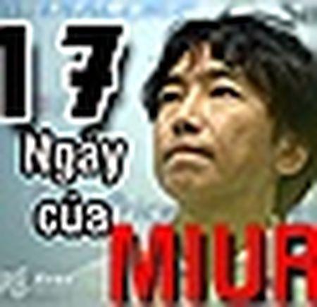 Miura bat ngo hoan bay ve Nhat, cho xac dinh tuong lai o V-League - Anh 4