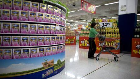 Trung Quoc dat muc tieu GDP tang 6,5-7% nam 2016 - Anh 1