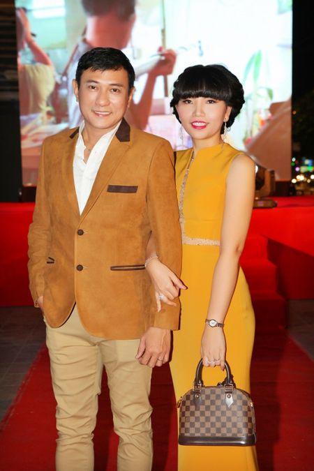 Dien vien Hoang Phuc tu choi vai dien trong phim cua vo - Anh 1