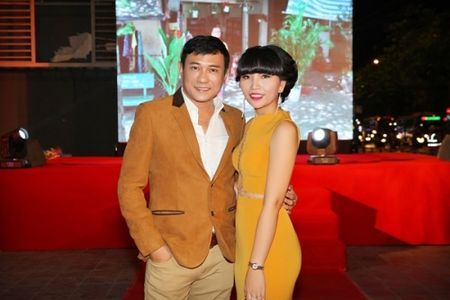 Dien vien Hoang Phuc tu choi vai dien trong phim cua vo - Anh 2