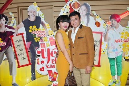 Dien vien Hoang Phuc tu choi vai dien trong phim cua vo - Anh 3