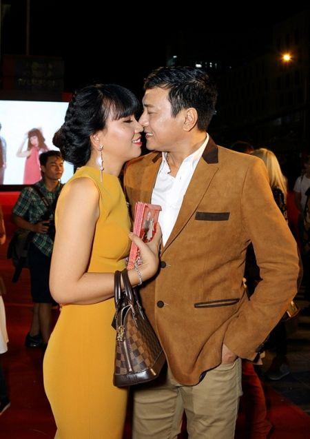 Dien vien Hoang Phuc tu choi vai dien trong phim cua vo - Anh 4