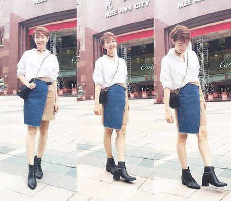 Pham Huong, Thanh Hang di giay the thao van dep phat ghen - Anh 8