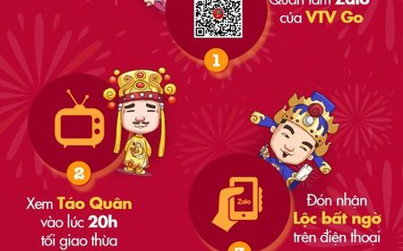 Chuong trinh Tao quan 2016 se tuong tac voi khan gia qua Zalo - Anh 1