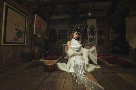 Nghe sy Thanh Le – Toi huong toi hinh anh nguoi phu nu da nang - Anh 2