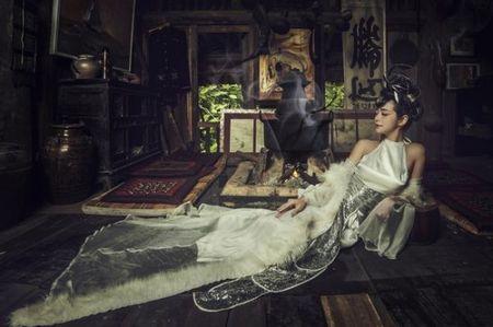 Nghe sy Thanh Le – Toi huong toi hinh anh nguoi phu nu da nang - Anh 4