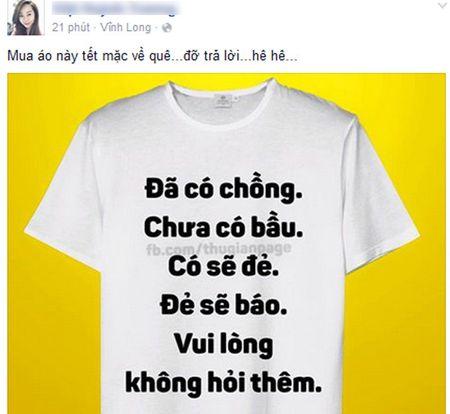 Trao luu mac ao 'xin dung hoi' khuay dao facebook ngay cuoi nam - Anh 4
