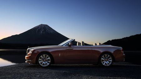 Dau gia Rolls-Royce Dawn dau tien thu ve 750.000 USD - Anh 2