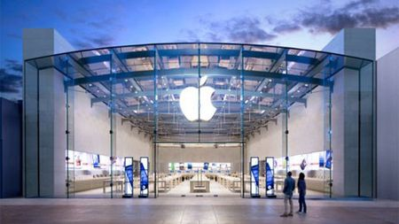 Apple co nguy co mat ngoi vuong tren thi truong - Anh 1