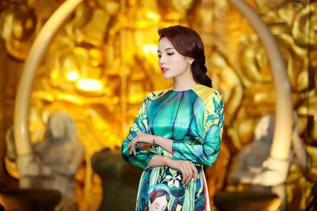 Ngoc Han, Ky Duyen 'don tet' trong bep - Anh 6