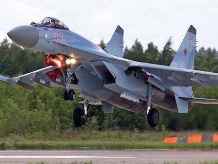 May bay Su-35S Nga moi dieu den Syria co gi dac biet? - Anh 1
