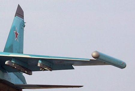 May bay Su-35S Nga moi dieu den Syria co gi dac biet? - Anh 3