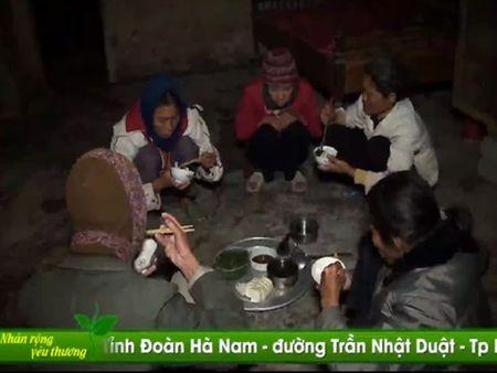 Gan 20 trieu dong ho tro Tet da den voi gia dinh ong Truong Van Nhieu - Anh 2
