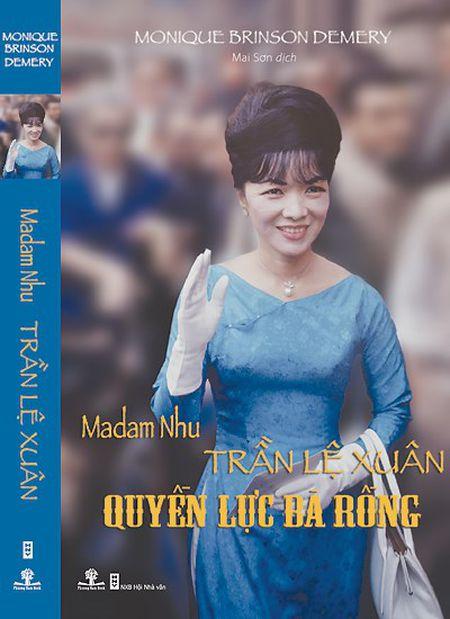 Sach ve cuoc doi ba Tran Le Xuan phat hanh o Viet Nam - Anh 2