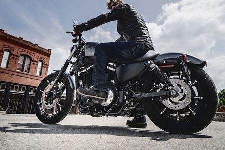 Harley-Davidson doi mat voi su sut giam doanh so - Anh 4