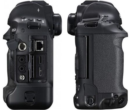 Canon ra mat 1D X Mark II doi dau Nikon D5 - Anh 2