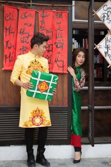 Bo roi Truong Giang, Nha Phuong tinh tu cung 'trai la' - Anh 10