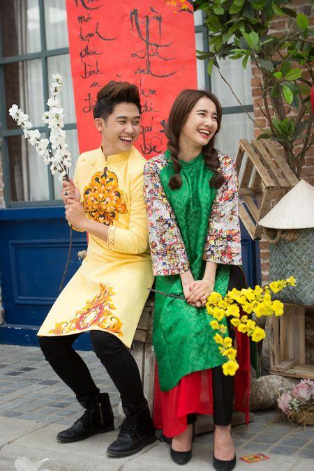 Bo roi Truong Giang, Nha Phuong tinh tu cung 'trai la' - Anh 16