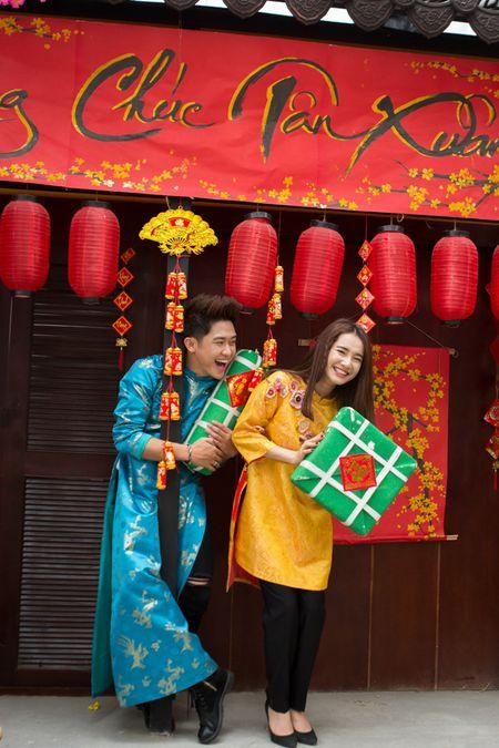 Bo roi Truong Giang, Nha Phuong tinh tu cung 'trai la' - Anh 18
