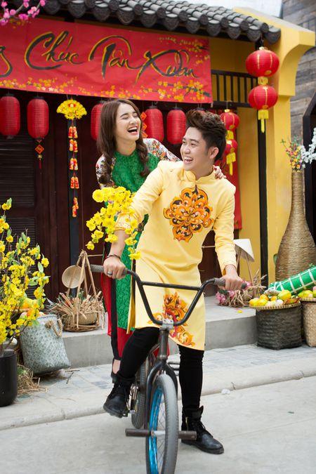 Bo roi Truong Giang, Nha Phuong tinh tu cung 'trai la' - Anh 2
