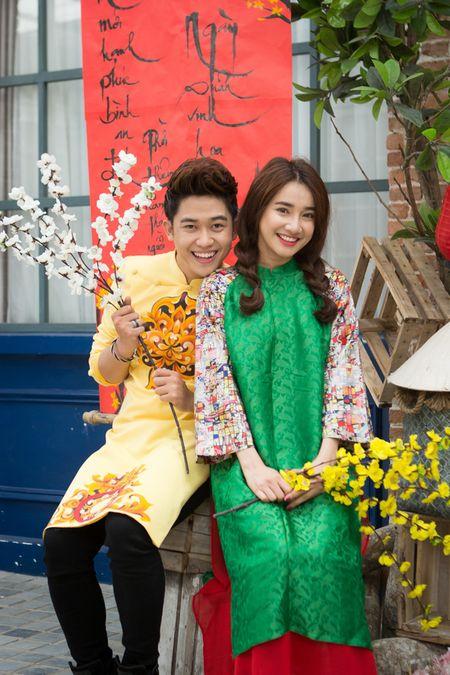 Bo roi Truong Giang, Nha Phuong tinh tu cung 'trai la' - Anh 4