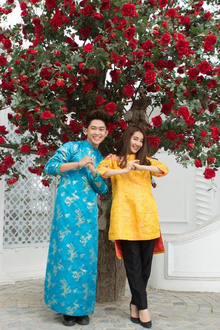 Bo roi Truong Giang, Nha Phuong tinh tu cung 'trai la' - Anh 5