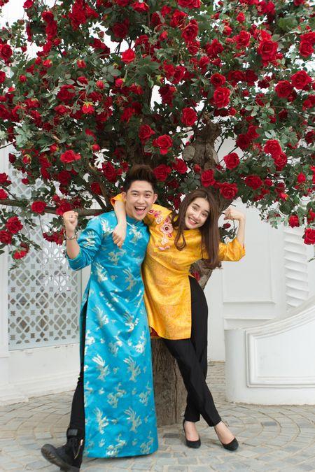 Bo roi Truong Giang, Nha Phuong tinh tu cung 'trai la' - Anh 6
