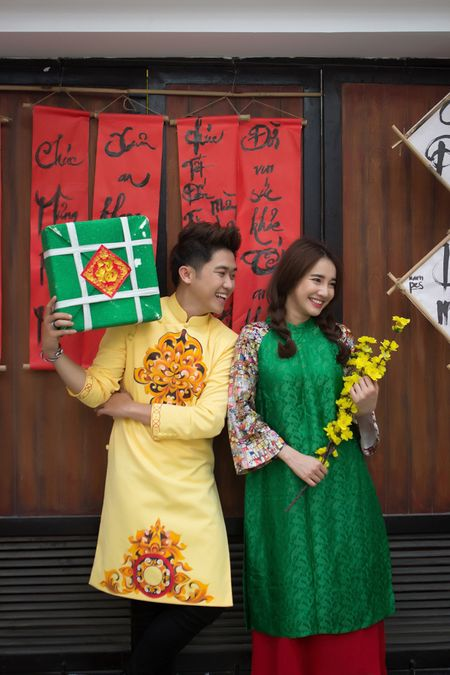 Bo roi Truong Giang, Nha Phuong tinh tu cung 'trai la' - Anh 8