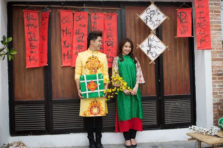 Bo roi Truong Giang, Nha Phuong tinh tu cung 'trai la' - Anh 9