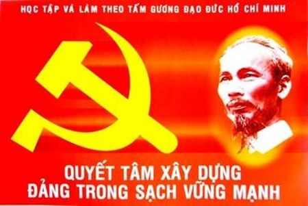 Vinh quang Dang Cong san Viet Nam - Anh 1