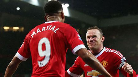 "Anthony Martial: ""Toi hoc hoi duoc rat nhieu tu Rooney"" - Anh 2"