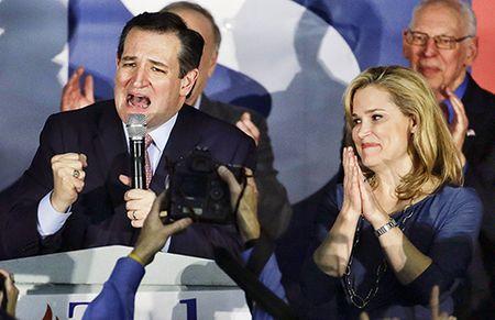 Ted Cruz lat nhao ti phu Donald Trump - Anh 1