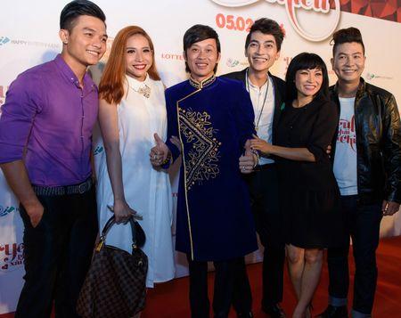 Hoai Linh bat ngo du ra mat phim Tet cua Khuong Ngoc - Anh 2
