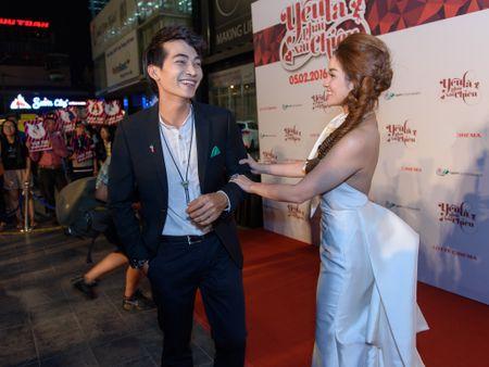 Hoai Linh bat ngo du ra mat phim Tet cua Khuong Ngoc - Anh 7