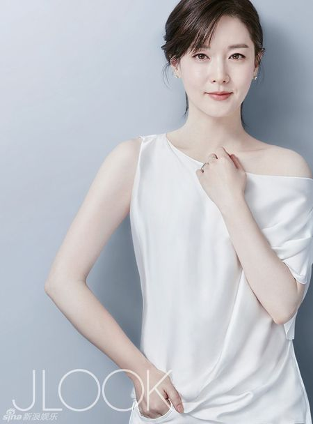Lee Young Ae tre trung o tuoi 45 - Anh 5
