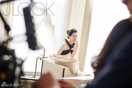 Lee Young Ae tre trung o tuoi 45 - Anh 8