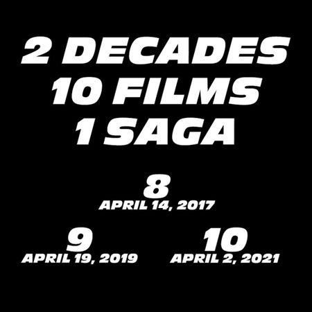 Vin Diesel thong bao ngay ra mat 'Fast & Furious 9, 10' - Anh 1