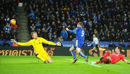 Vardy lap sieu pham nhan chim Liverpool Highlights: Leicester 2-0 Liverpool - Anh 2