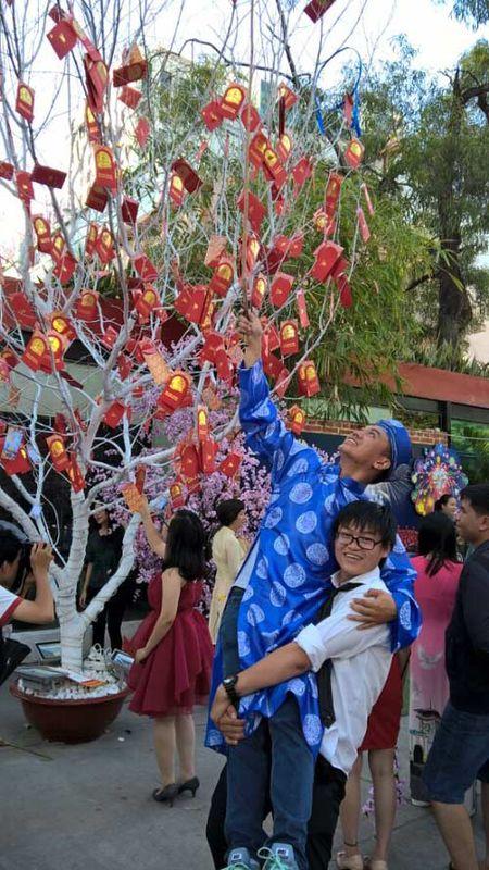 1 van loi chuc gui 'Cay dieu uoc' Tet Binh Than - Anh 9