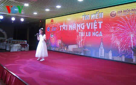 Thu Ngan – Guong mat tai nang Viet tai Lien bang Nga - Anh 1
