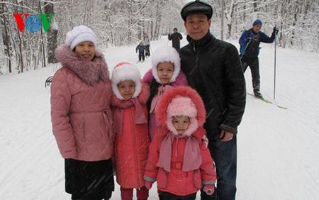 Thu Ngan – Guong mat tai nang Viet tai Lien bang Nga - Anh 4