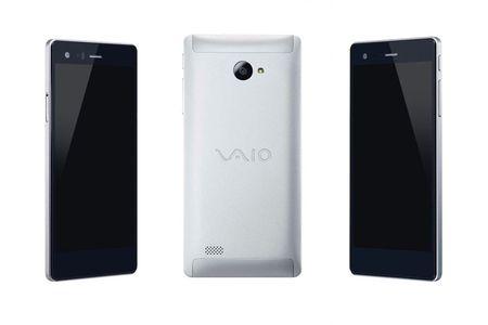 Vaio ra mat smartphone Phone Biz chay Windows 10 - Anh 4