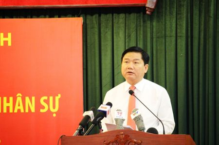Tan Bi thu Thanh uy TPHCM: Cam ket tiep tuc doi moi - Anh 1